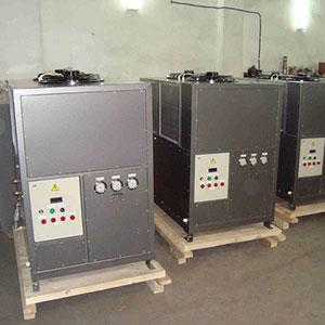 кондиционер промышленный цена с водяным охлаждением конденсатора - характеристики и цена