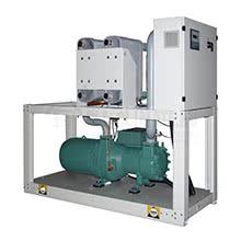 Компрессорно-испарительный холодильный агрегат 24АТ - характеристики и цена