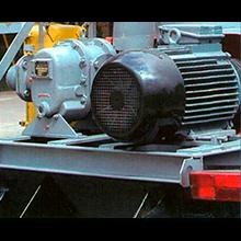 Компрессор шестеренчатый 3АФ51К55Т