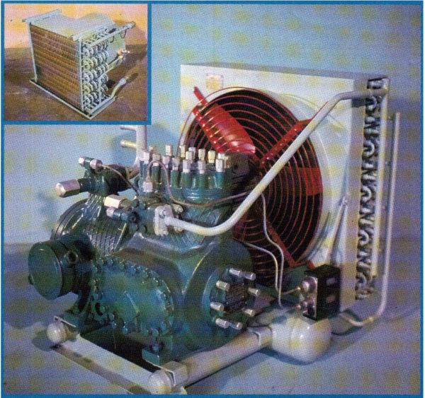 5МКВ6-1-2 Холодильная машина